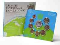 original KMS San Marino 2008 8,88 Euro BU