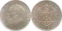 Deutschland : 2 Mark Ludwig III. 1914 vz/Stgl.