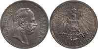 Deutschland : 5 Mark Georg a.d. Tod  1904 Stgl.