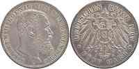 Deutschland : 5 Mark Wilhelm II.  1907 ss.