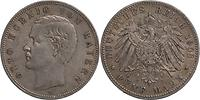 Deutschland : 5 Mark Otto  1908 ss.