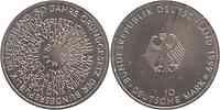 Deutschland : 10 DM 50 Jahre Grundgesetz 1999 vz/Stgl.