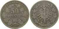 Deutschland : 50 Pfennig   1877 ss.