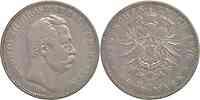 Deutschland : 5 Mark Ludwig III.  1876 s.