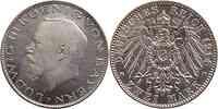 Deutschland : 2 Mark Ludwig III.  1914 ss/vz.