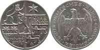 Deutschland : 3 Reichsmark Uni Marburg 1927 vz/Stgl.