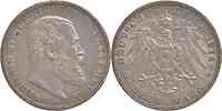 Deutschland : 3 Mark Wilhelm II.  1914 vz.
