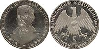 Deutschland : 5 DM Raiffeisen  1968 vz/Stgl.