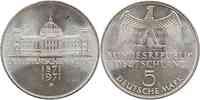 Deutschland : 5 DM Reichsgründung  1971 vz/Stgl.