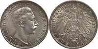 Deutschland : 2 Mark Wilhelm II.  1907 vz/Stgl.