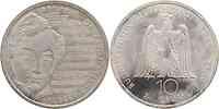 Deutschland : 10 DM 200. Geburtstag Lortzings  2001 vz/Stgl.