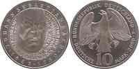 Deutschland : 10 DM J.S. Bach 2000 vz/Stgl.
