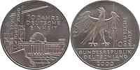 Deutschland : 10 DM 10 Jahre Deutsche Einheit 2000 vz/Stgl.