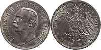 Deutschland : 3 Mark Friedrich II.  1911 ss/vz.