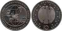Deutschland : 10 Euro Übergang zur Währungsunion - Einführung des EURO 2002 vz/Stgl.