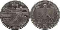 Deutschland : 10 Euro 100 Jahre U-Bahn  2002 vz/Stgl.