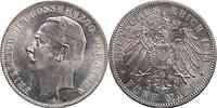 Deutschland : 5 Mark Friedrich II. -geschlossenes D-  1913 vz/Stgl.