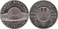 Deutschland : 10 Euro Albert Einstein  2005 bfr