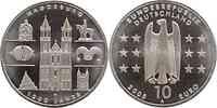Deutschland : 10 Euro 1200 Jahre Magdeburg  2005 bfr