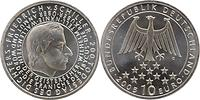 Deutschland : 10 Euro 200. Todestag Schiller  2005 bfr