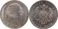 Deutschland : 5 Mark Friedrich I. -fein- 1902 Stgl.