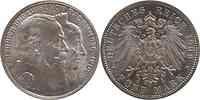 Deutschland : 5 Mark Friedrich u. Luise -fein- 1906 Stgl.
