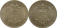 Deutschland : 2 Mark  winz. Kratzer 1912 Stgl.