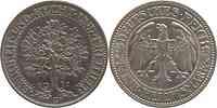 Deutschland : 5 Reichsmark Eichbaum  1931 vz/Stgl.