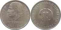 Deutschland : 5 Reichsmark Lessing patina 1929 vz.