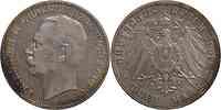 Deutschland : 3 Mark Friedrich II.  1909 ss.
