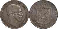 Deutschland : 1 Taler Ernst August patina 1849 vz/Stgl.