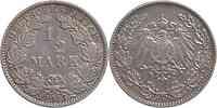 Deutschland : 1/2 Mark   1913 ss.