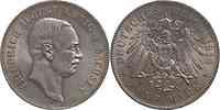 Deutschland : 5 Mark Friedrich August III. winz. Rs. 1914 Stgl.