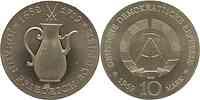 DDR : 10 Mark Johann Fr. Böttger 1969 Stgl.