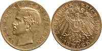 Deutschland : 10 Mark Otto  1893 ss/vz.