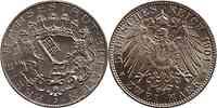 Deutschland : 2 Mark  patina 1904 Stgl.