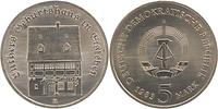 DDR : 5 Mark Geburtshaus Luther 1983 Stgl.