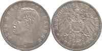 Deutschland : 5 Mark Otto winz. Rs. 1904 ss.