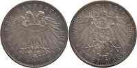 Deutschland : 2 Mark  patina, winz. Rs. 1906 vz/Stgl.