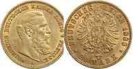 Deutschland : 20 Mark Friedrich III.  1888 ss/vz.