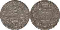 Deutschland : 5 Reichsmark Bremerhaven  1927 vz.