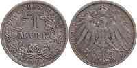 Deutschland : 1 Mark   1908 ss.