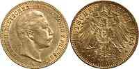 Deutschland : 10 Mark Wilhelm II.  1903 ss/vz.