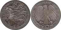Deutschland : 10 DM 30 Jahre EG 1987 vz/Stgl.