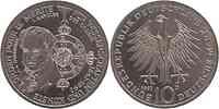 Deutschland : 10 DM Pour le Mérite 1992 vz/Stgl.