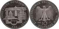 Deutschland : 10 DM 1000 J. Potsdam  1993 vz/Stgl.