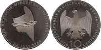 Deutschland : 10 DM Widerstand  1994 vz/Stgl.