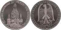 Deutschland : 10 DM Frauenkirche  1995 vz/Stgl.