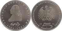 Deutschland : 5 DM Lessing  1981 vz/Stgl.