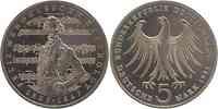 Deutschland : 5 DM Mendelssohn  1984 vz/Stgl.